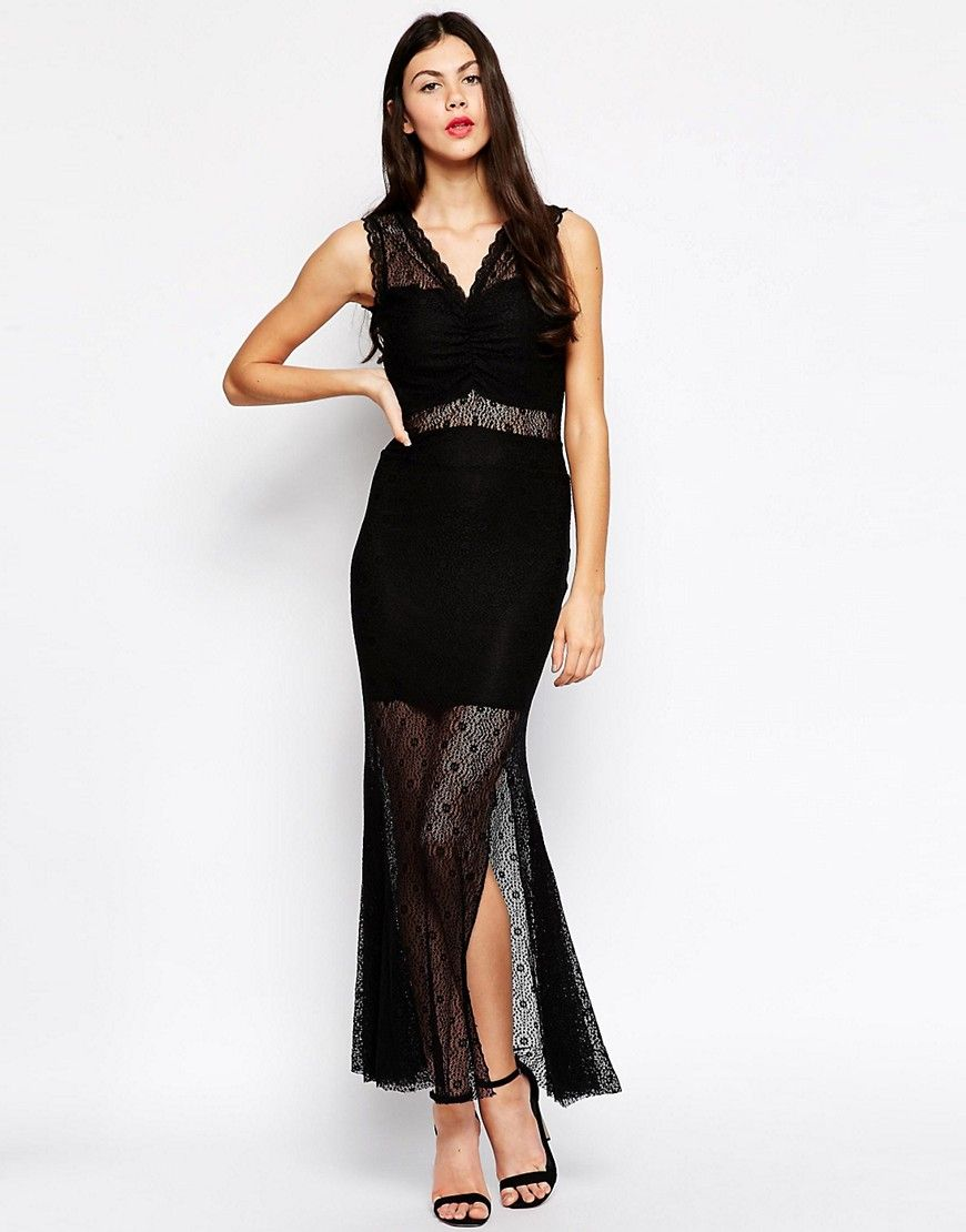 Long dress rm306