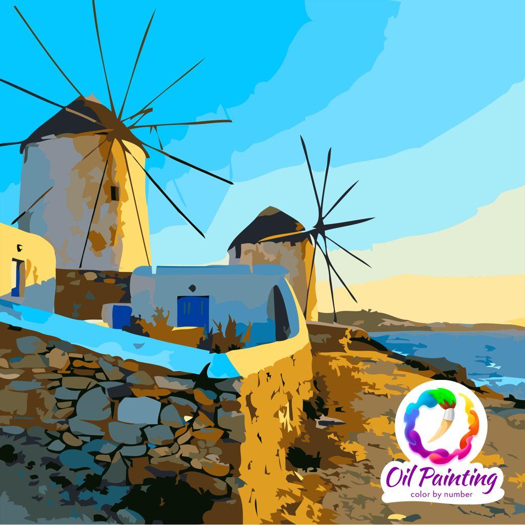 Acabei de pintar esta imagem na nova aplicação de pintura