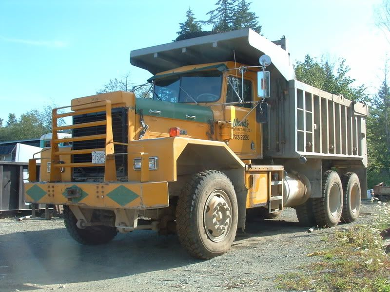 Canadian KENWORTH   Truck\'s we usually don\'t see on the highway ...