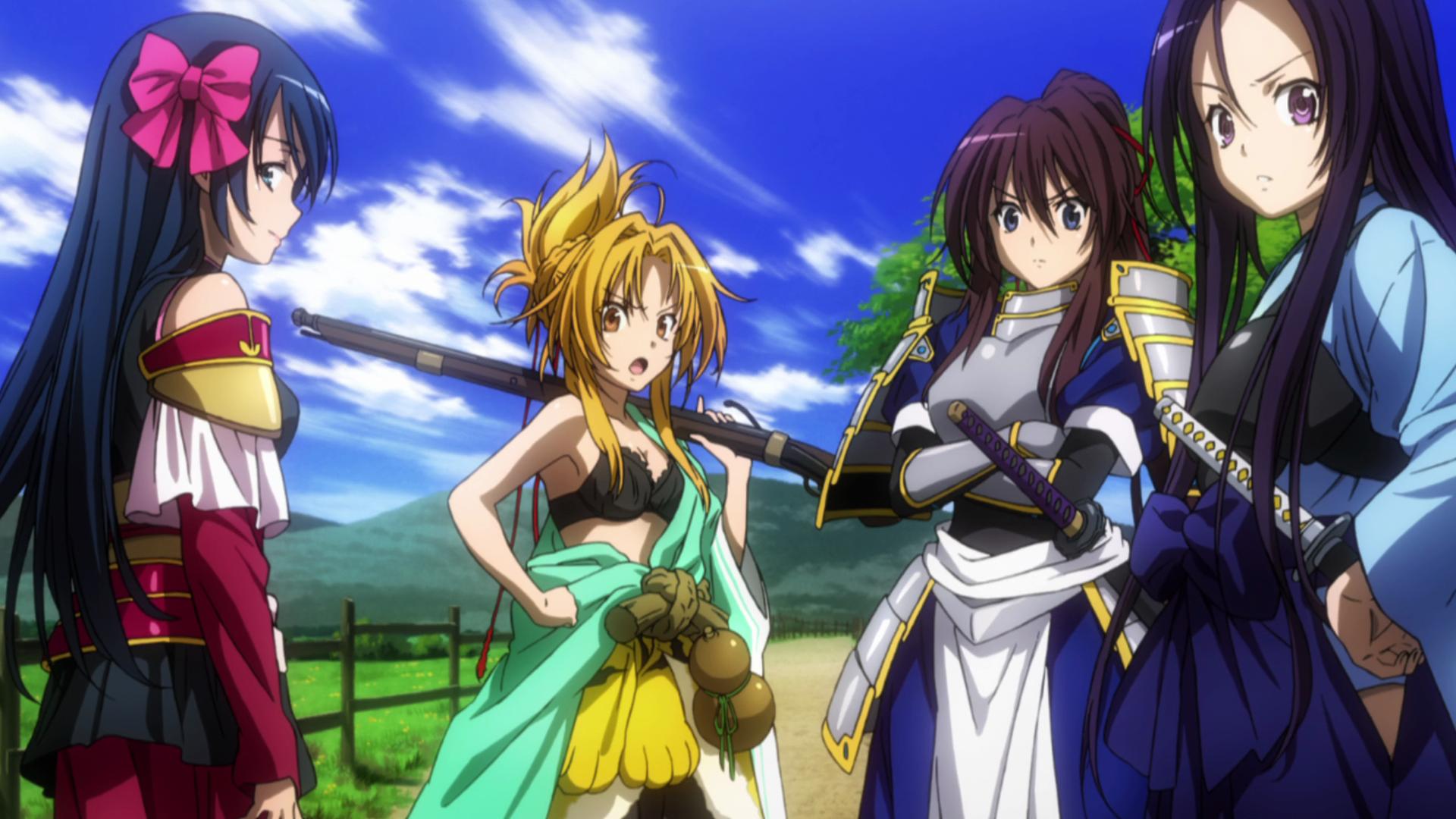 105 Best Oda Nobuna No Yabou 織田信奈の野望 Images Anime
