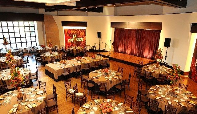 Planning A Corporate Reception Or Awards Banquet The Eiteljorg