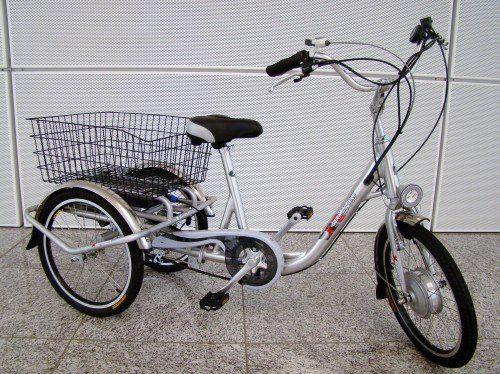 Sonder Angebot Germanxia Elektro Dreirad Shopper Cf 3g Nabenschaltung 20 Quot Bis Zu 65 Km Reichweite Achtung Germanxia Ist E Dreirad Rad Elektro