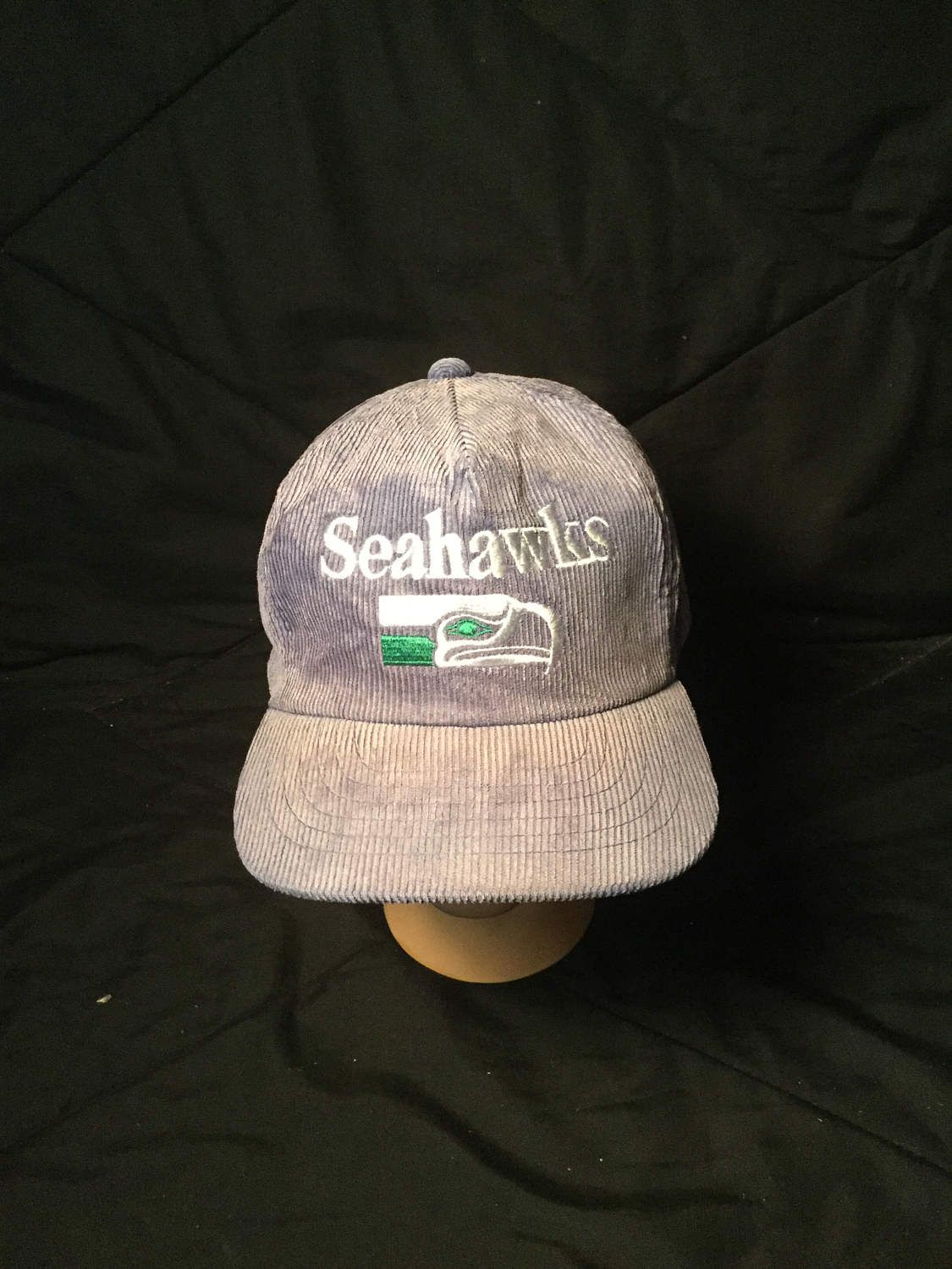 Incredible Vintage 1980 S Seattle Seahawks Corduroy Snap Back Trucker Hat By 413productions On Etsy Seattle Hats Hats The Incredibles