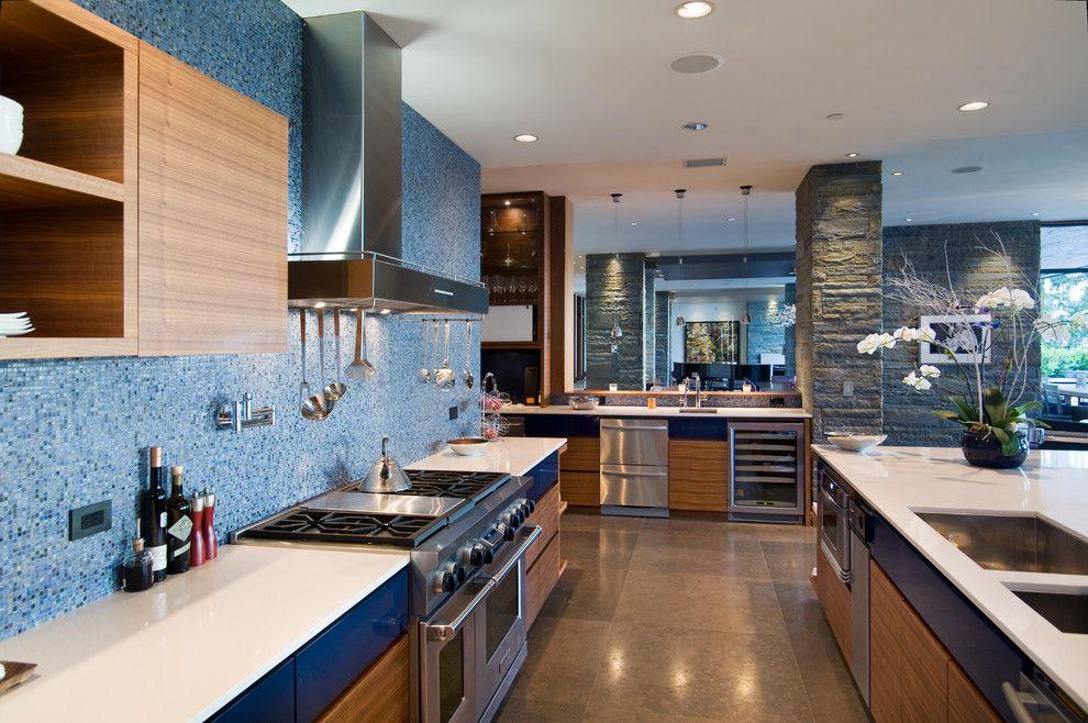 Виды кухонных фартуков | Кухонным фартуком принято ...