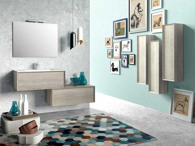 arredo bagno wenge arredo bagno iperceramica clikad bagno mobili laccati colorati