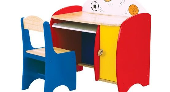 wonderful decorations cool kids desk. Chic Kids Desk Designs To Stimulate Creativity : Wonderful Desks Decorating With Red Yellow White Color Decorations Cool
