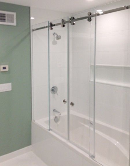 Sliding Shower Tub Enclosures Tub Shower Doors Shower Tub Shower Doors