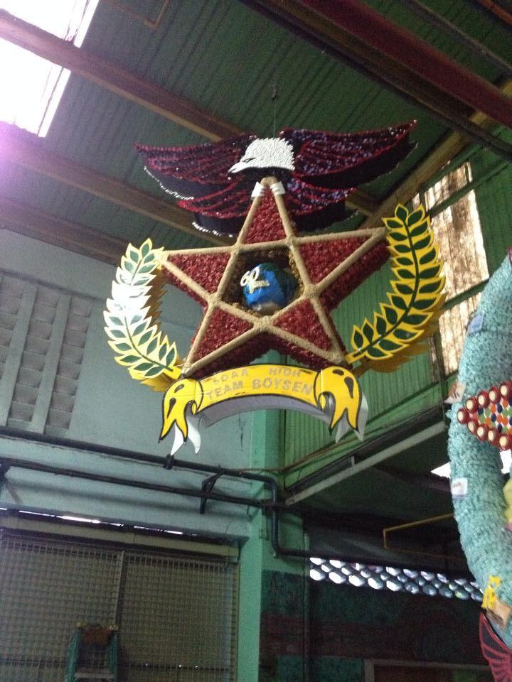Boysen Christmas Parol a symbol of light, hope and