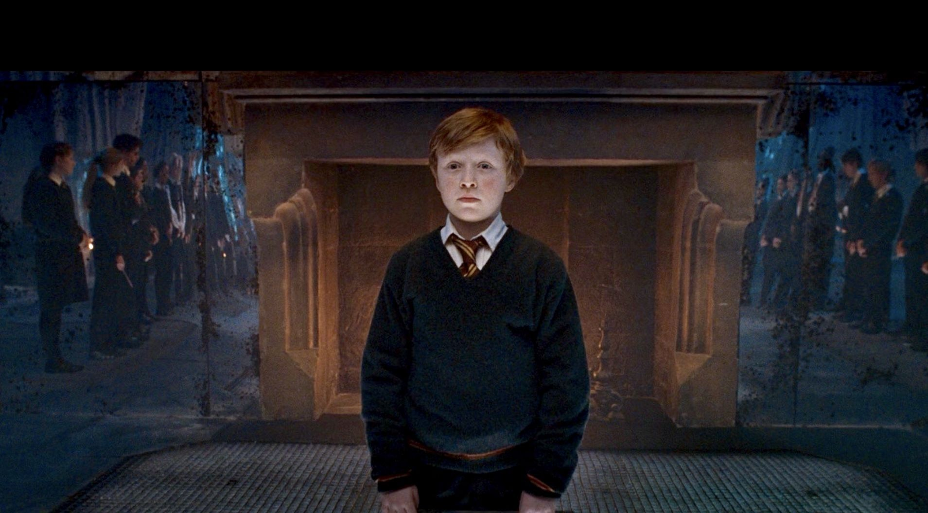 Nigel - Harry Potter and the Order Of The Phoenix (2007) | Harry potter movies, Harry potter, Williams