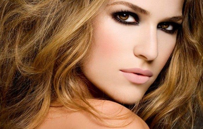 Makeup For Brown Eyes Blonde Hair Brown Eyed Blondes Brondes