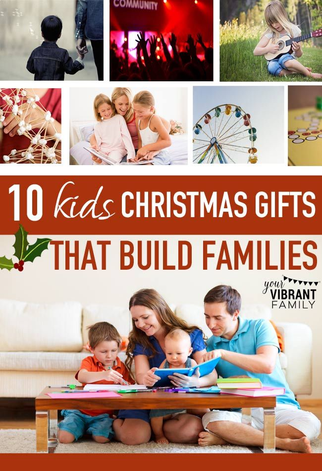 10 Unique Christmas Gifts for Families That Encourage Quality Time