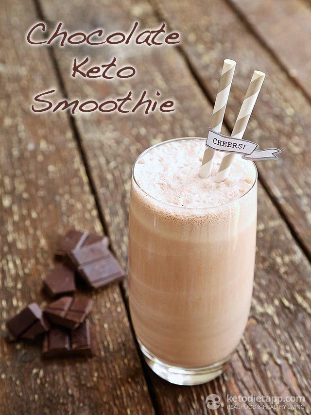 keto diet chocolate shake recipes