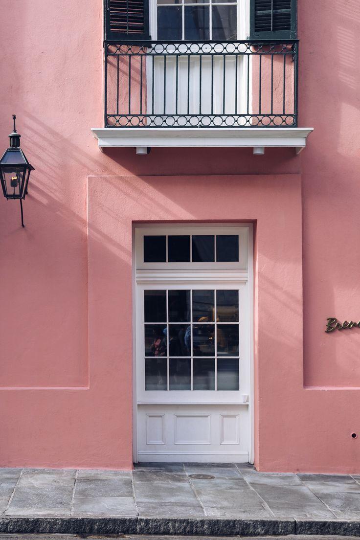 "mademoiselle-bazaar: ""Big Easy, New Orleans "" | Pink | Pinterest"