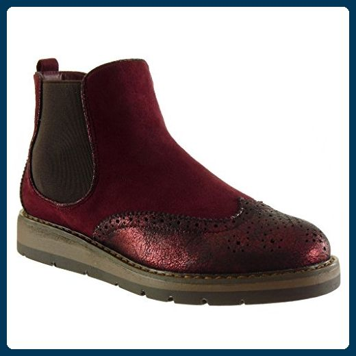 outlet store 1fb1d 74683 Angkorly - damen Schuhe Stiefeletten - Chelsea Boots - bi ...