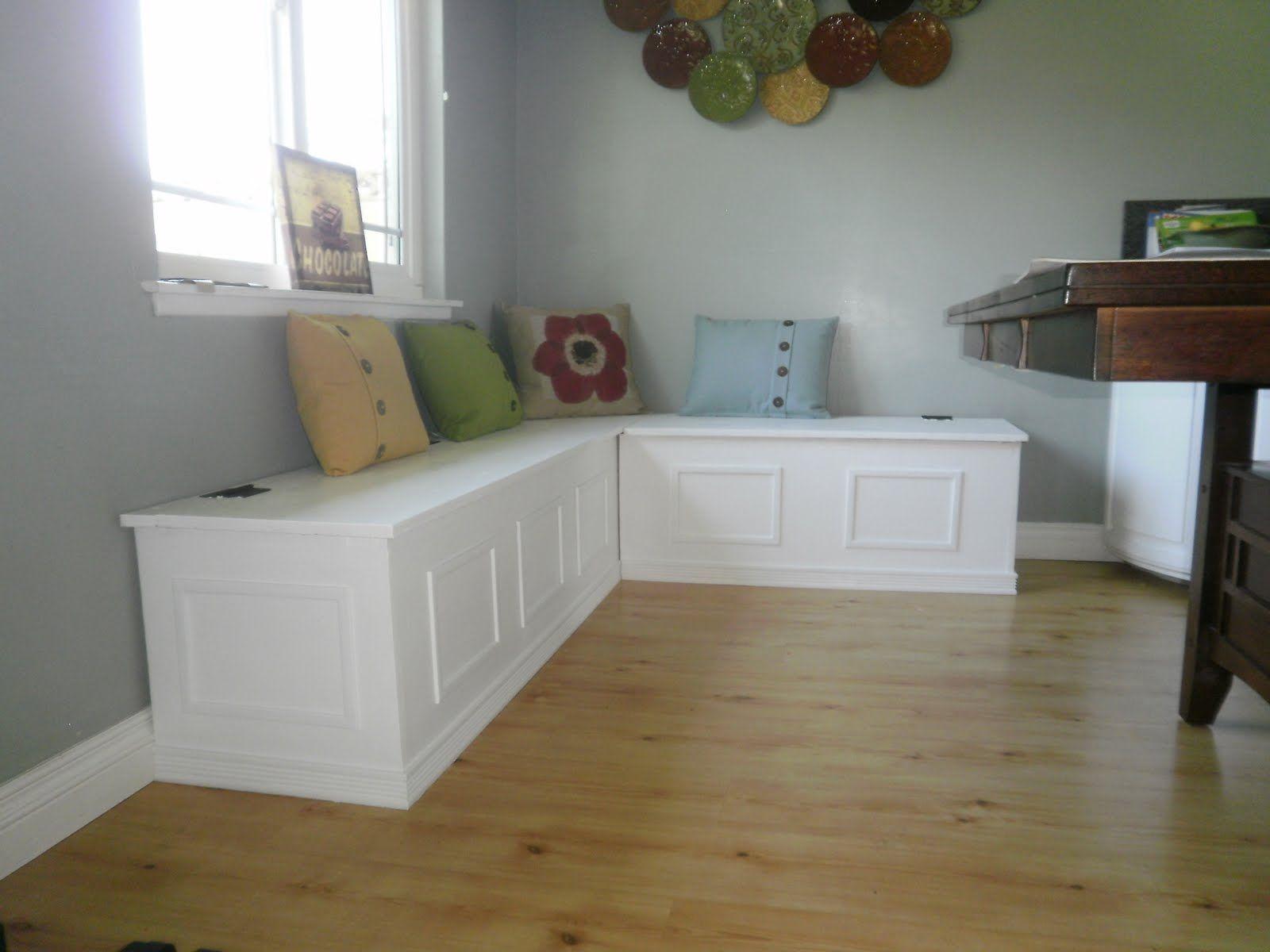 Fantastic Built In Kitchen Table Google Search For The Home Inzonedesignstudio Interior Chair Design Inzonedesignstudiocom