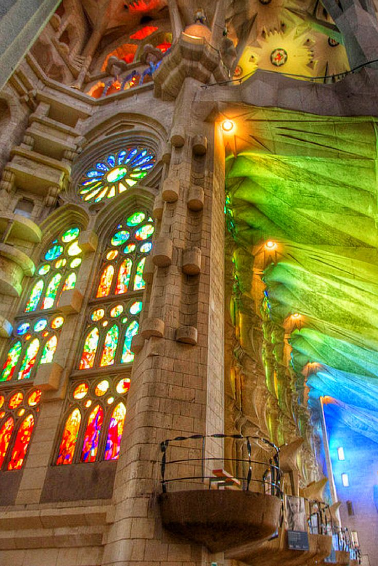 Gaud is Gaudy and I Love Him For it  Photos into Quilts  Spain travel Spain Europe