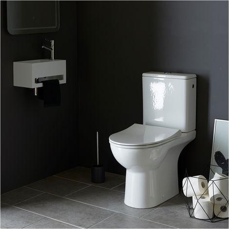 Pack wc rimless Trium sortie verticale salle de bain enfants