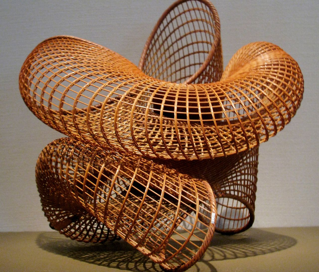 Basket Weaving With Bamboo : We re officially now in the year of snake this