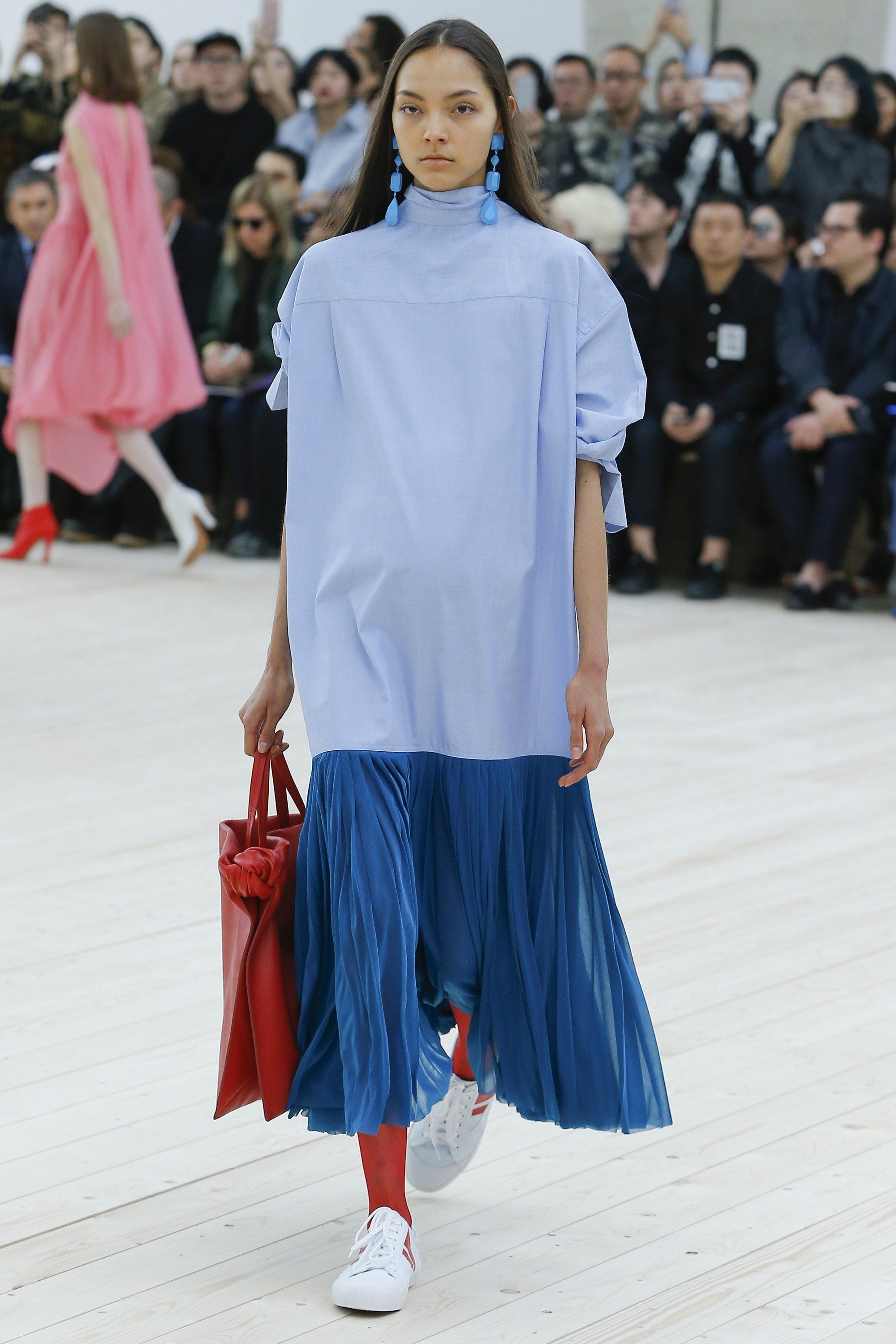 How to colour wear blocking trend