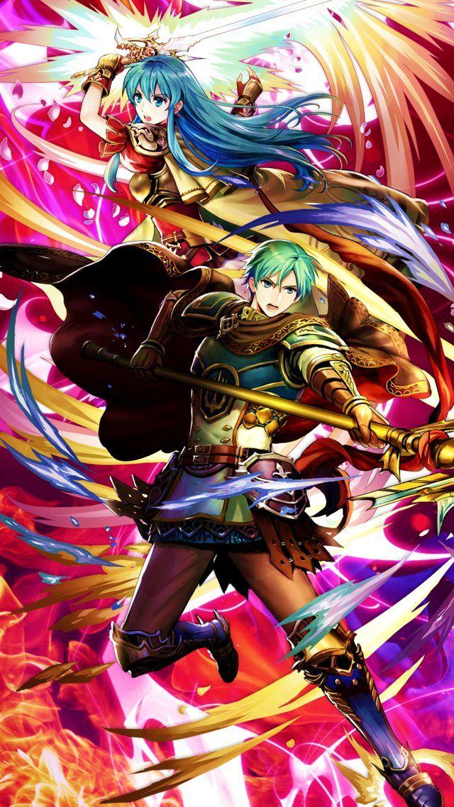Fire Emblem Heroes Wallpapers Imgur Fire Emblem Heroes Fire Emblem Ephraim Fire Emblem