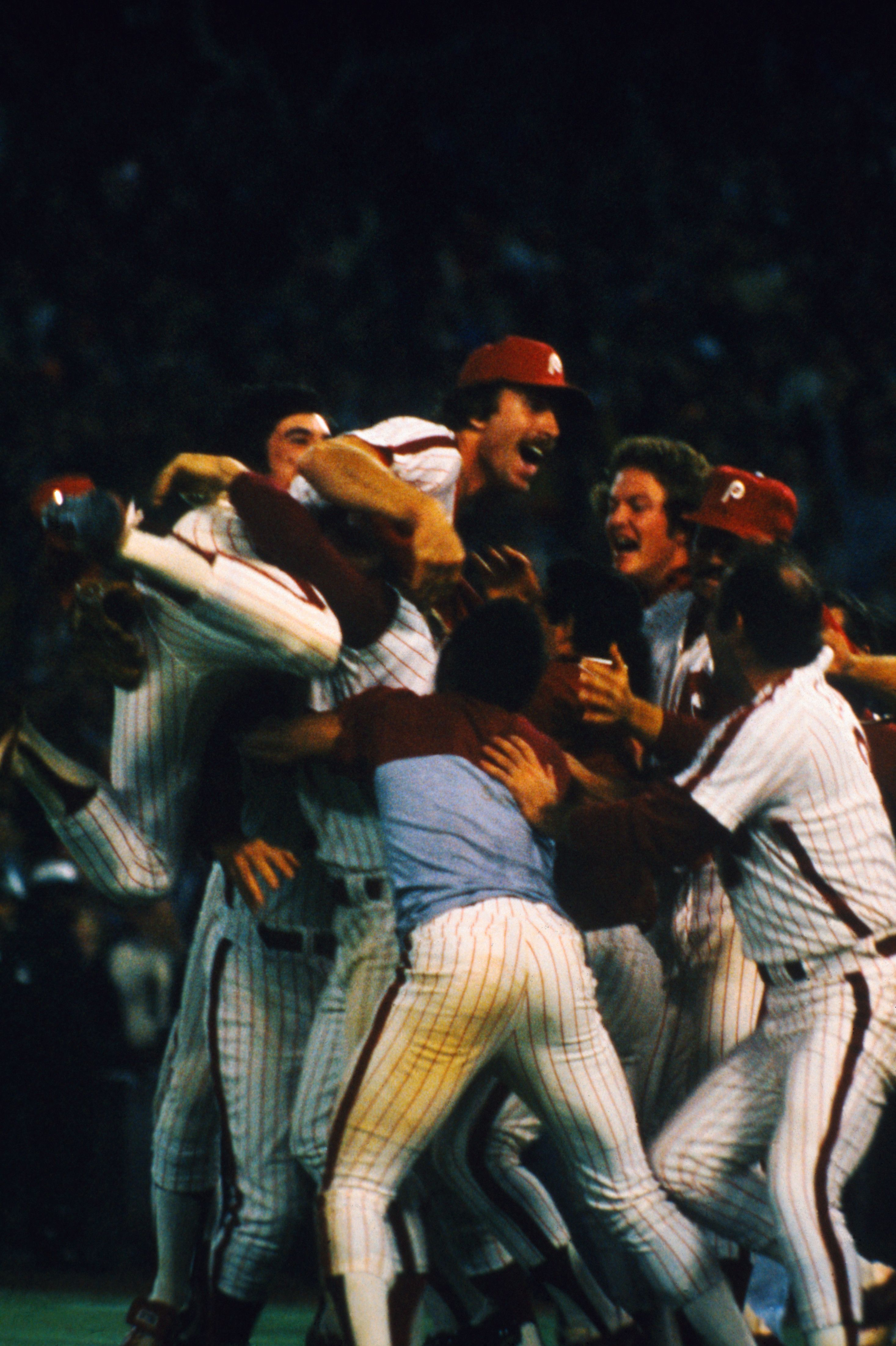 1980 Phillies. I want these Phillies back! Phillies