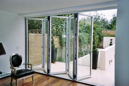 folding patio doors canada cost best bi for sale exterior