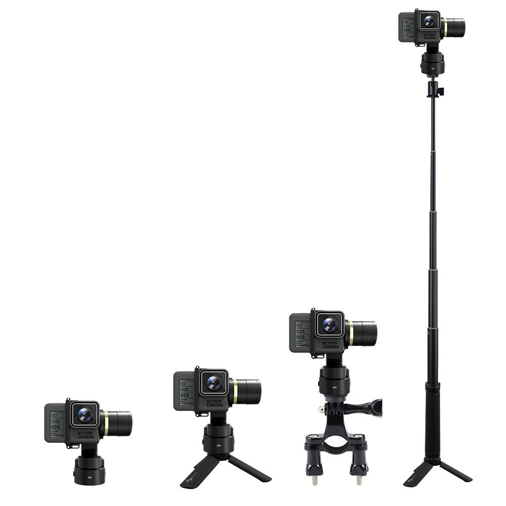 PROAIM Extender Arm for Slider /& Tripod Aluminum Grip Arm Handles DSLR Video Sony Nikon Canon Cameras up to 5kg//11lb EA-256-00 Tool-Less Multipurpose Useful Accessory for High /& Low Angle Shots