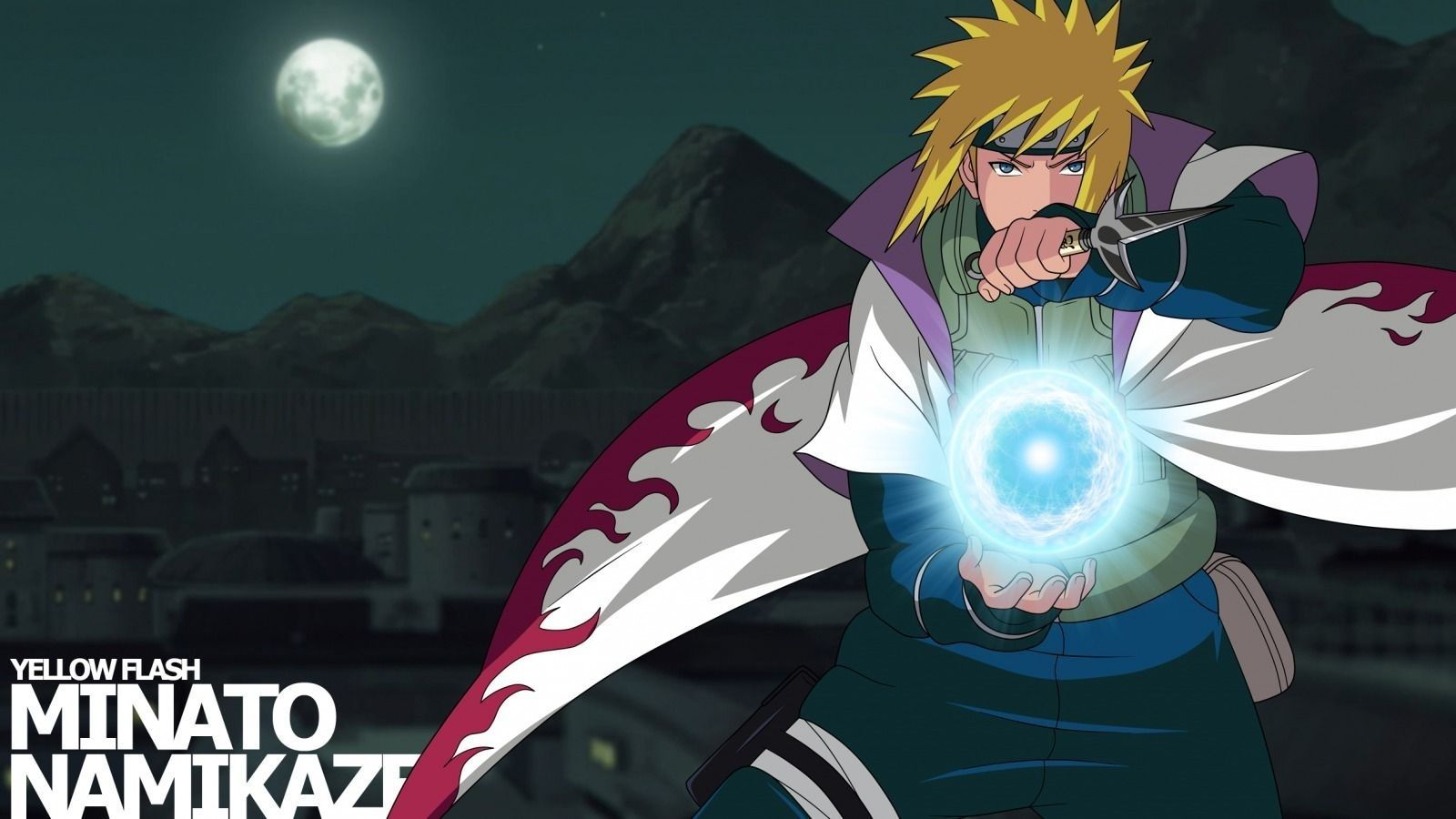 10 Top Minato Namikaze Wallpaper Hd 1920x1080 Full Hd 1080p For Pc