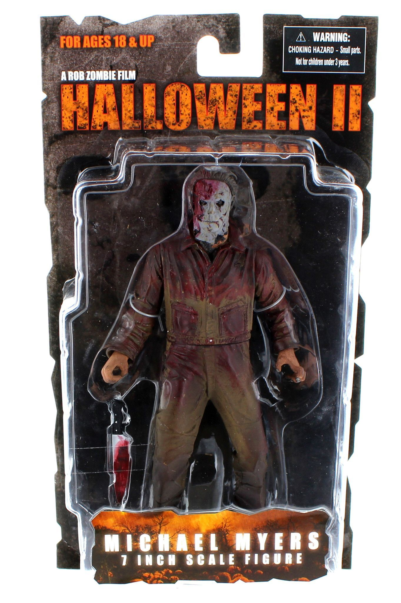"Halloween 2 (2009) Cinema of Fear 7"" Action Figure"