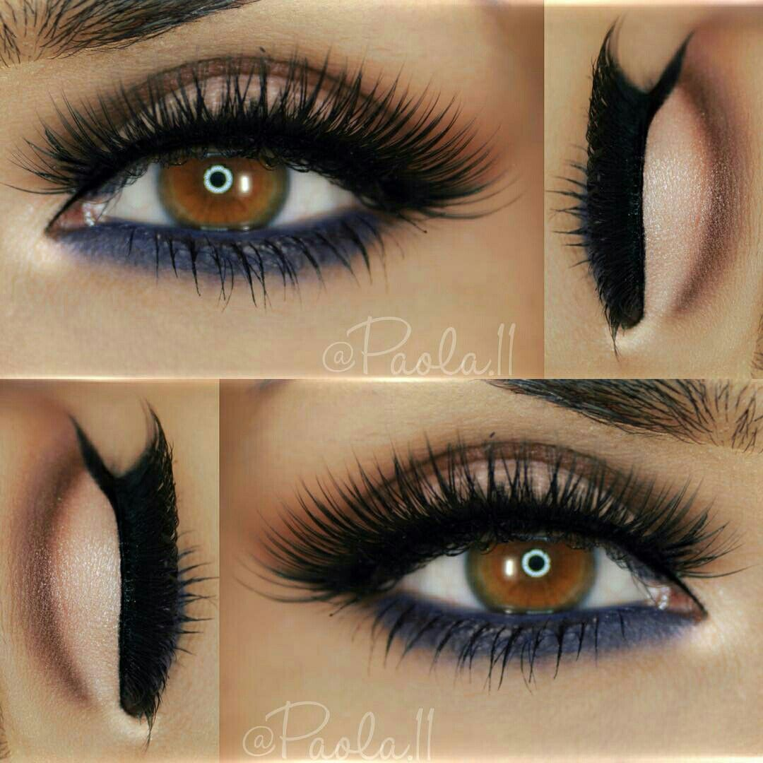 Pin by Vivian Makeup Artist on Eye makeup inspiration | Pinterest ...