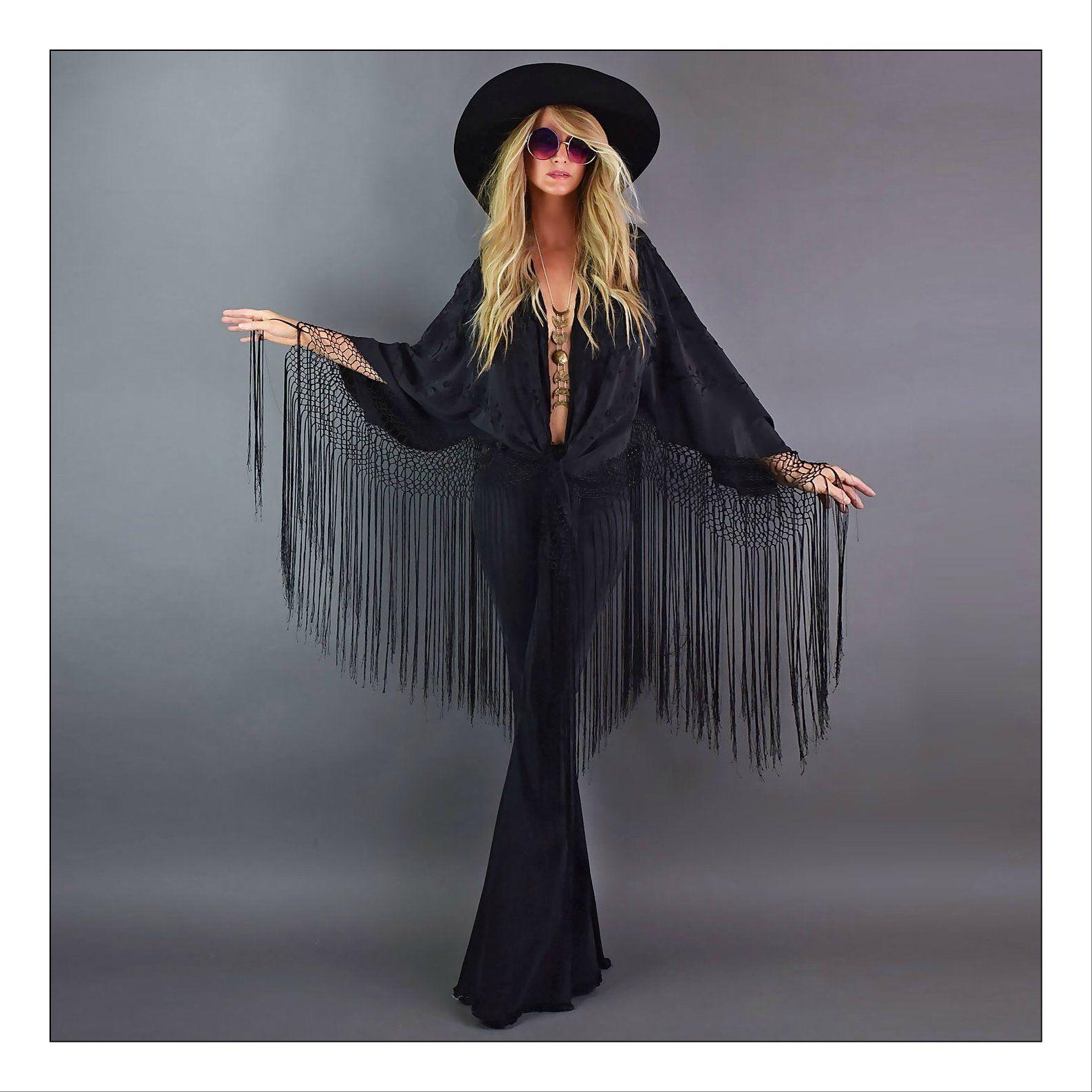 Photo of I wanna rock your gypsy soul (black)