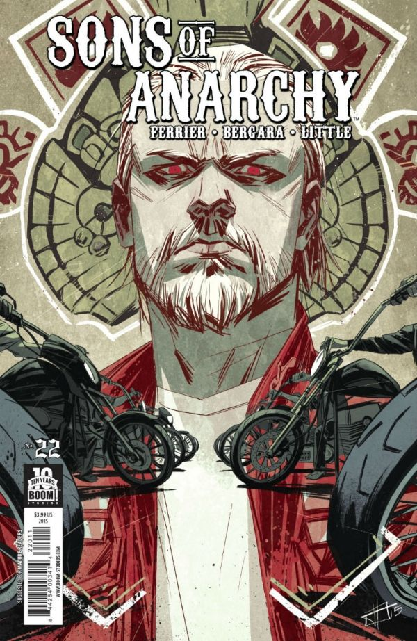Sons Of Anarchy 22 Review Charlie Hunnam S Jax Teller Closes Epic Samcro Comic Book Arc Sons Of Anarchy Tattoos Sons Of Anarchy Anarchy