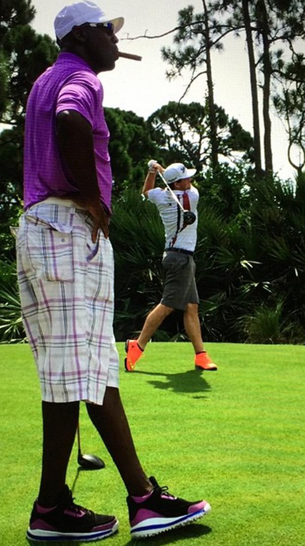air jordan iii golf