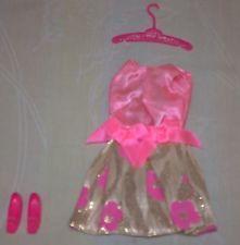 "Vintage-Original-Mattel-1971-1972 Barbie-""Glowin' Out"",#3404-Doll Fashion-Comp"