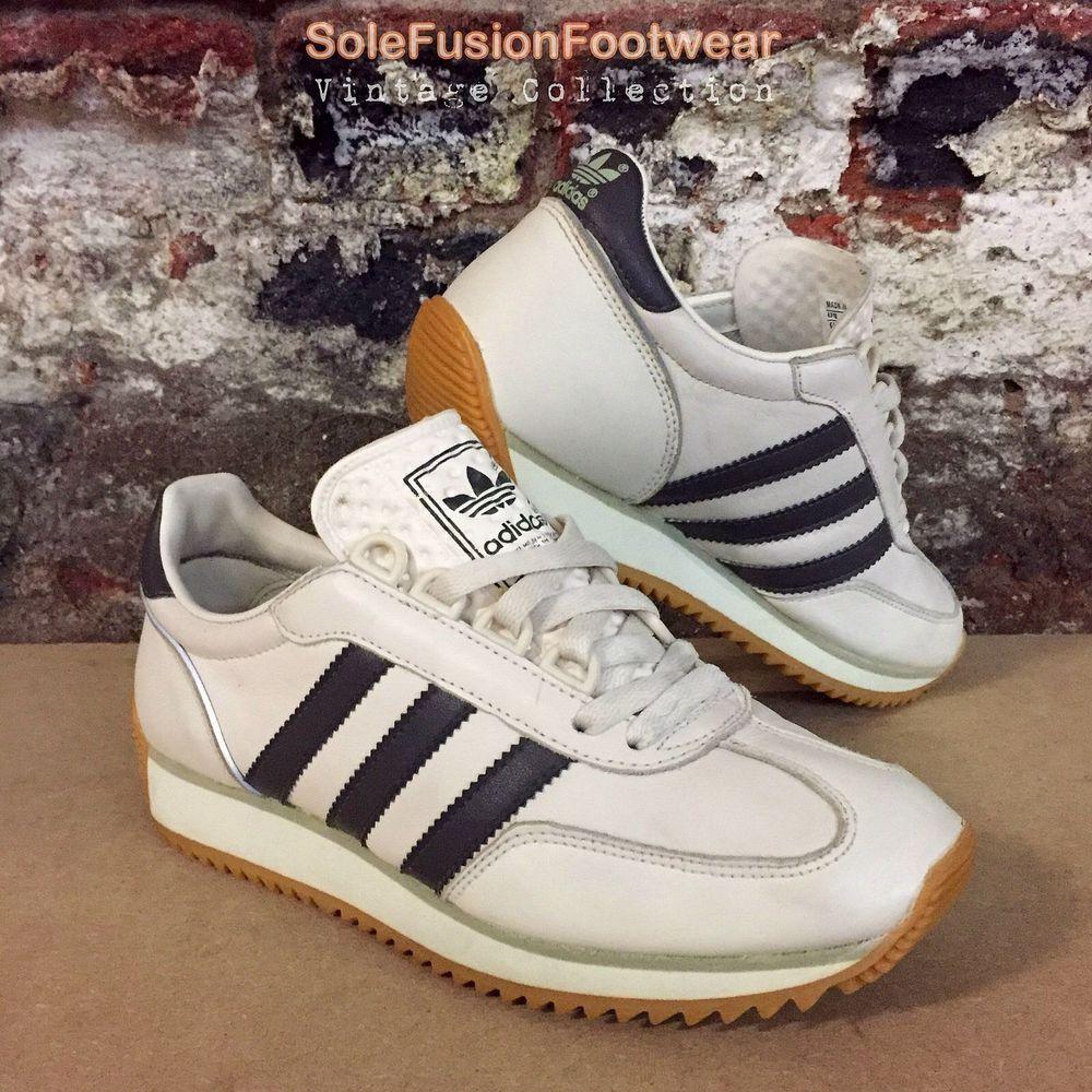 adidas Vintage Achilles Trainers sz 6 MensWomens Rare