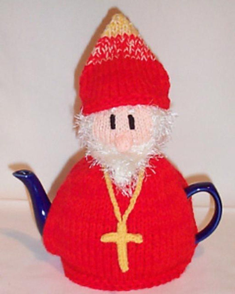A bishop is an ordained member of the christian clergy who has a bishop is an ordained member of the christian clergy who has exceptional talents for spotting tea cosy knitting patternknitting bankloansurffo Choice Image