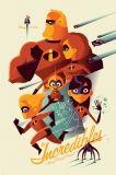 The Incredibles by Mondo