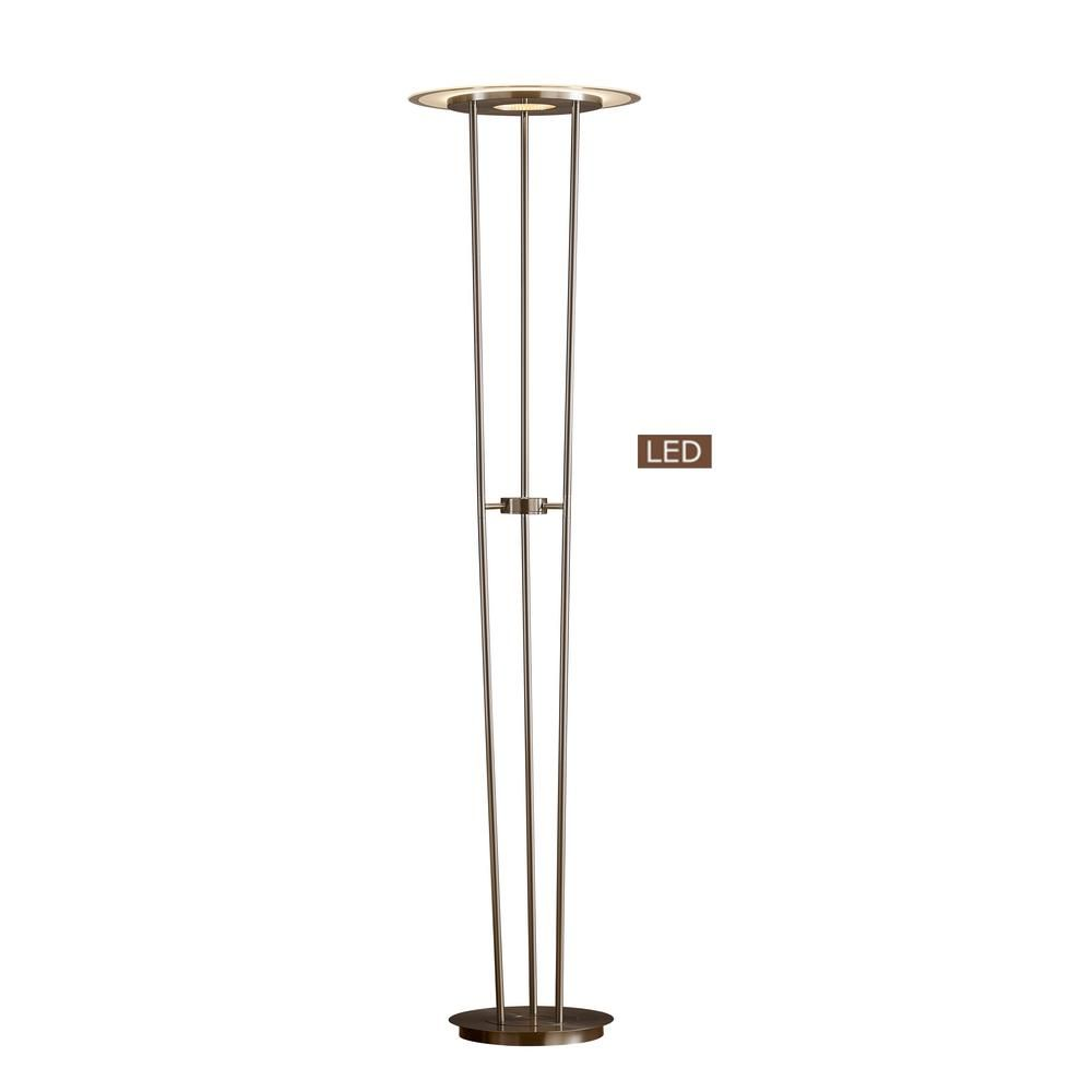 torchiere floor lamps with dimmer