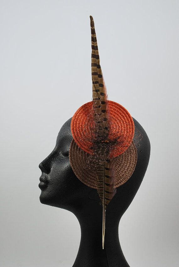 Headdress Fascinator ALBORADA 2