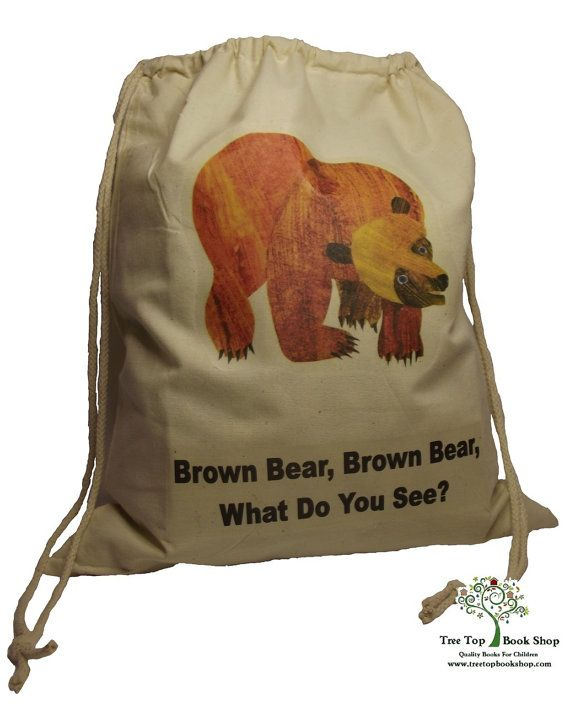 Brown Bear Brown Bear What Do You See Story By Treetopbookshop