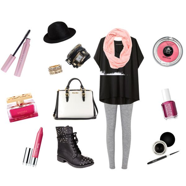 """Comfy Rock"" by reemtaha on Polyvore"