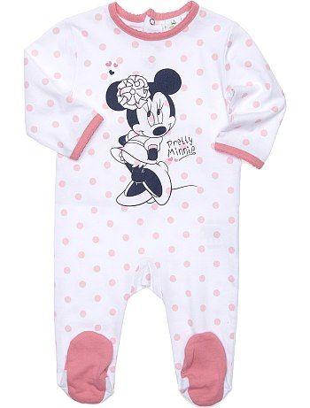 b39cf3ba0591f Pyjama jersey  Disney  Bébé fille - Kiabi - 9