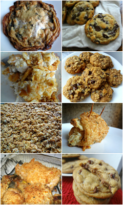 The Cooking Actress: Cornflake Crunch