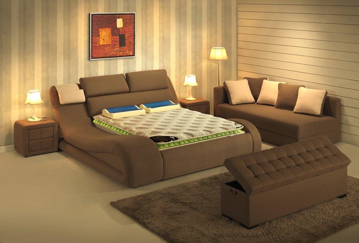 Bed Frame With Drawers In 2020 Bed Frame With Drawers Affordable Bedroom Sets Bed Frame