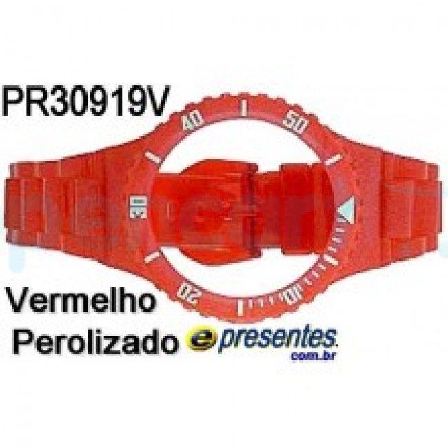 Pulseira Original Champion VERMELHO PEROLIZADO PR30919V