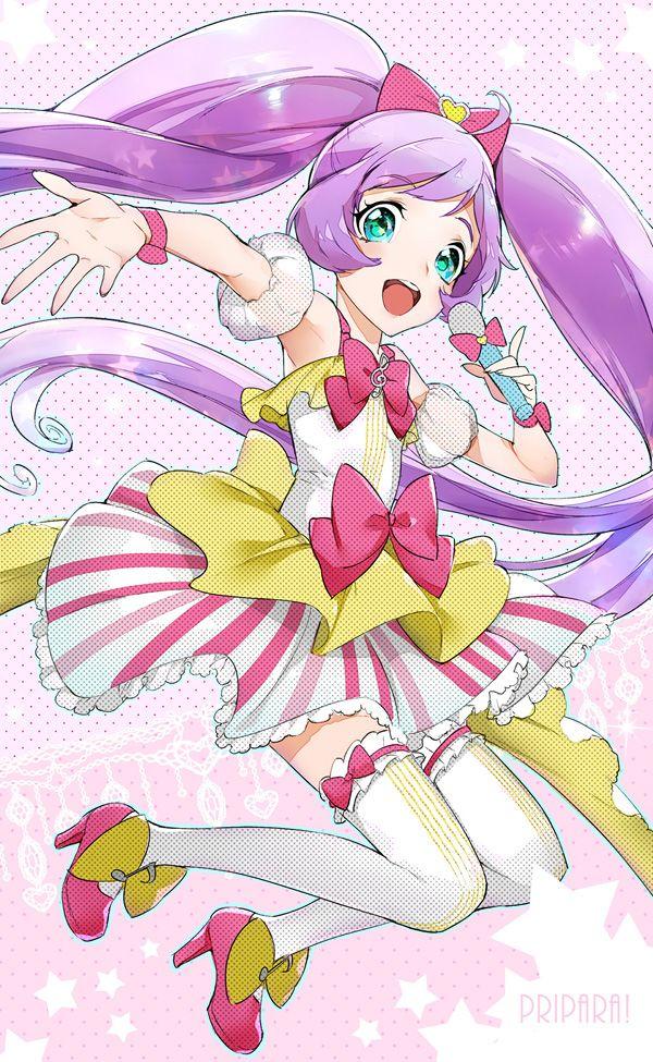 PRIPARA EPISODE 1 LOVE YOU LALACHAN!!!! Anime, Ngôi sao