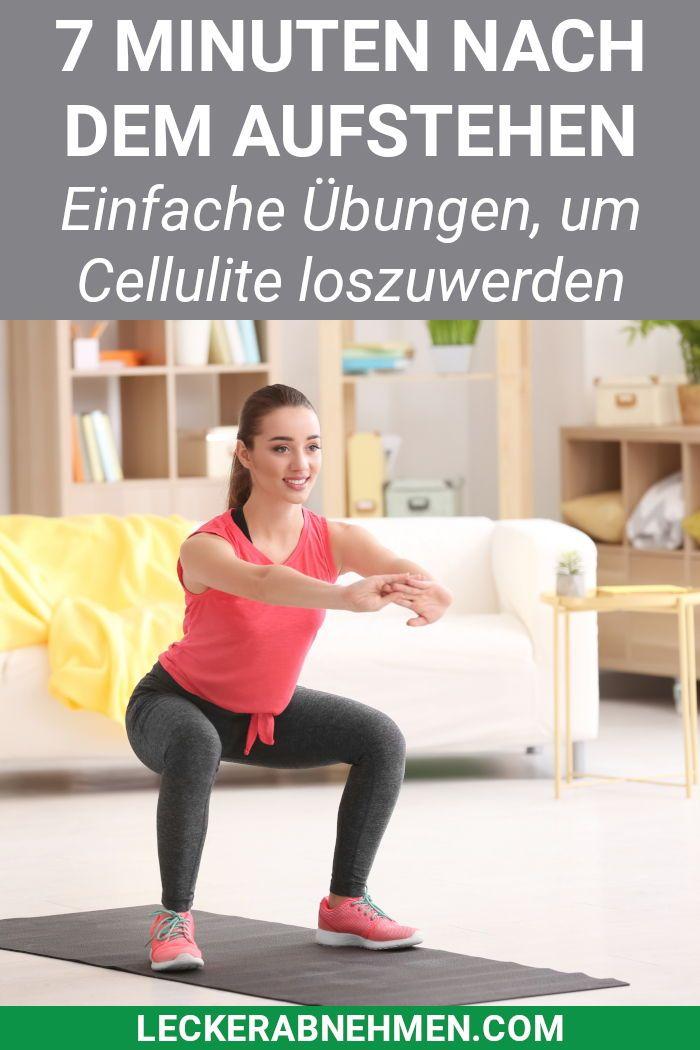 Diät gegen Cellulite und Gewichtsverlust