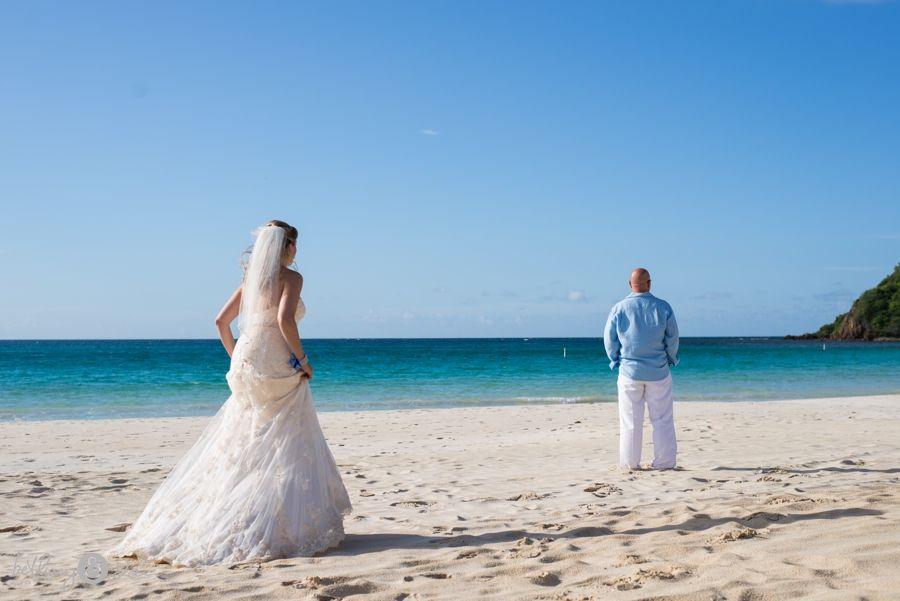 Destination Wedding In Culebra Puerto Rico Bethany And Dan Photography
