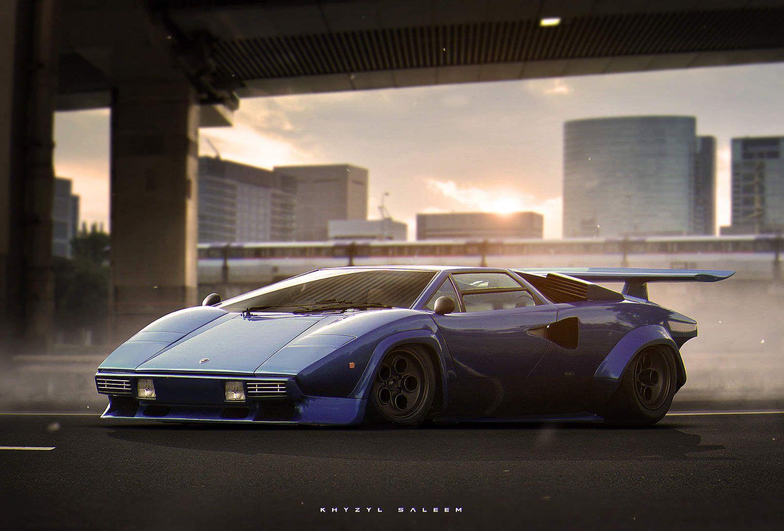 30 Brilliantly Modified Cars For The Zombie Apocalypse Lamborghini