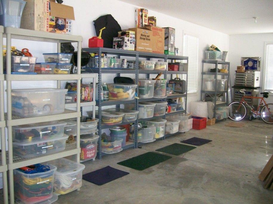 Ideas For Organizing Garage Part - 46: Come Pulire E Organizzare Il Garage | Almeno Due Volte Lu0027anno è Bene Pulire